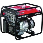 Honda EG4000 DAVR Series Portable Generator — 4000 Surge Watts, 3500 Rated Watts, CARB-Compliant, Model# EG4000CLAT