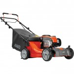 Husqvarna All-Wheel Drive Self-Propelled Lawn Mower — 163cc Briggs & Stratton 675exi Engine, 21in. Deck, Model# LC221A
