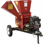 Merry Mac Commercial Chipper/Shredder — 570cc Briggs & Stratton Vanguard Engine, 4in. Capacity, Model# SC262-18VEMC