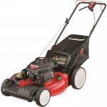Troy-Bilt Front-Wheel Drive Push Lawn Mower — 159cc Troy-Bilt 550ex Engine, 21in. Deck, Model# TB220
