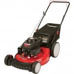 Troy-Bilt Push Lawn Mower — 159cc Troy-Bilt 550ex Engine, 21in. Deck, Model# TB120
