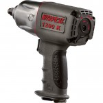 NitroCat Kevlar Composite Air Impact Wrench — 1/2in. Drive, 4 CFM, 1,295 Ft.-Lbs. Torque, Model# 1200-K