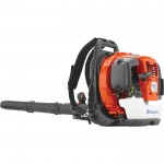 Husqvarna Backpack Blower — 65.2cc, 632 CFM, Model# 360BT