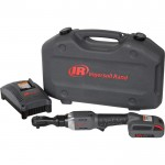 Ingersoll Rand IQV20 Series Cordless Ratchet Wrench Kit — 3/8in. Drive, Model# R3130-K12