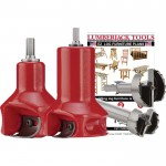 Lumberjack Tools Home Series Tenon Cutter Starter Kit — 2-Pc., 1in. & 2in., Model# HSK2