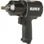 Klutch Air Impact Wrench — 1/2in. Drive, 4 CFM, 980 Ft.-Lbs. Torque
