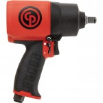 Chicago Pneumatic Composite Air Impact Wrench with Side-To-Side Technology — 1/2in. Drive, 4.7 CFM, 725 Ft.-Lbs. Torque, Model# CP7749