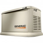 Generac Guardian Series Air-Cooled Home Standby Generator — 22 kW (LP)/19.5 kW (NG), Model# 7042