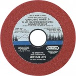 Oregon Chain Sharpener Replacement Grinding Wheel — 3/16in. Thickness, For .325in.-Pitch (20, 21, 22, 95 Series Chains Only), 3/8in.-Pitch (All Except 90, 91 Series Chains) & .404in.-Pitch Chain