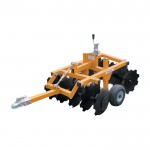 King Kutter Tow-Behind Garden Tractor/ATV Compact Disc — 33in. Working Width, Model# 14-10-CD-YK
