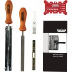 Oregon Pro Chainsaw Sharpening Kit — 3/16in. Dia., Model# 559550