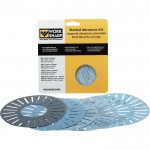 Work Sharp Slotted Abrasive Wheel Kit for Item# 3353000