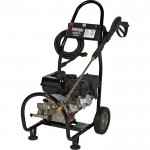 Ironton Gas Cold Water Pressure Washer — 2,600 PSI, 2.3 GPM, Model# 87034