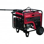 Honda EB6500 iAVR Series Portable Generator — 6500 Surge Watts, 5500 Rated Watts, CARB-Compliant, Model# EB6500X1AT