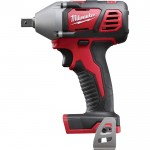 Milwaukee M18 Cordless Compact Impact Wrench Kit — Tool Only, 1/2in. Pin Detent Anvil, 18 Volt, Model# 2659-20