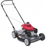 Honda Push Lawn Mower — 160cc Honda GCV Engine, 21in. Deck, Model# HRS216K5PKA