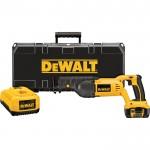 DEWALT Cordless Reciprocating Saw Kit — 18V, Model# DCS385L
