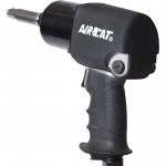 AIRCAT Extended Impact Wrench — 1/2in. Drive, 725 Ft.-Lbs. Torque, with 2in. Anvil, Model# 1460-XL-2