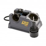 Drill Doctor Drill Bit Sharpener for Split-Point Bits — 3/32in. Dia. to 1/2in. Dia. Bits, Model# DD500X
