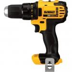 DEWALT 20 Volt Max Li-Ion Cordless Compact Drill/Driver — Tool Only, 1/2in. Chuck, Model# DCD780B