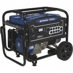 Powerhorse Portable Generator — 11,000 Surge Watts, 8400 Rated Watts, Electric Start, EPA Compliant