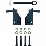 Field Tuff 3Pt Hitch Kit for Cultipacker — Fits 48in. and 72in. Cultipacker