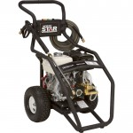 NorthStar Gas Cold Water Pressure Washer — 4000 PSI, 3.5 GPM, Honda Engine, Model# 15781520