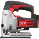 Milwaukee M18 Cordless Jig Saw — Tool Only, 18 Volt, Model# 2645-20