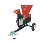 Merry Mac Highway-Towable Chipper/Shredder — 249cc Briggs & Stratton Intek OHV Engine, 3 1/2in. Capacity, Model# 12PHT1100M