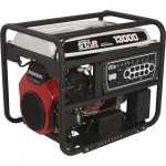 NorthStar Portable Generator — 13,000 Surge Watts, 10,500 Rated Watts, Electric Start, EPA and CARB-Compliant