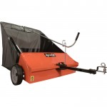 Agri-Fab Lawn Sweeper — 44in.W, 25 Cu. Ft., Model# 45-0492