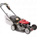 Honda Self-Propelled Push Lawn Mower — 190cc Honda GCV Engine, 21in. Deck, Model# HRX217K4HYA