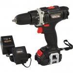 Ironton 12 Volt Lithium-Ion Drill/Driver — 3/8in. Chuck