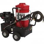 NorthStar Gas Wet Steam & Hot Water Pressure Washer — 2,700 PSI, 2.5 GPM