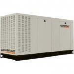 Generac Commercial Series Liquid-Cooled Standby Generator — 80 kW, 120/240 Volts, LP, Model# QT08046AVAX