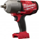 Milwaukee M18 FUEL 1/2in. High Torque Impact Wrench with Pin Detent — Tool Only, Model# 2762-20