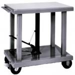 Wesco Hydraulic Lift Table — 2,000-Lb. Capacity, Model# 260064