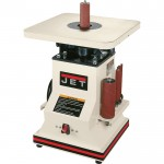 JET Benchtop Oscillating Spindle Sander — 1/2 HP, Model# JBOS-5