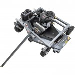 Swisher Finish Cut Tow-Behind Mower with Electric Start — 603cc Kawasaki 12V Engine, 66in. Deck, Model# FC14566CPKA