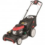 Troy-Bilt XP All-Wheel Drive Self-Propelled Lawn Mower — 190cc Honda GCV190 Engine, 21in. Deck, Model# 12A-L2DQ766