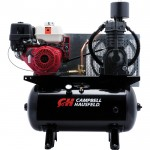 Campbell Hausfeld Service Truck Series Air Compressor — 13 HP Honda GX390 Engine, 25.1 CFM @ 175 PSI, Model# CE7003