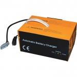 Vestil Battery Charger — Onboard Style, Model# BC-OB