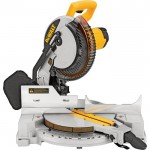 DEWALT Heavy-Duty Single-Bevel Compound Miter Saw — 10in., Model# DW713