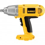 DEWALT High-Torque Cordless Impact Wrench — Tool Only, 18V, 1/2in., Model# DW059B