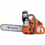 Husqvarna Chainsaw — 16in. Bar, 40.9cc, 0.325in. Chain Pitch, Model# 435-16