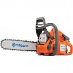 Husqvarna Chainsaw — 16in. Bar, 40.9cc, 0.325in. Chain Pitch, Model# 435-16