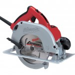 Milwaukee Tilt-Lok Circular Saw Kit — 7 1/4in., Model# 6390-21