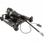 Swisher Rough Cut Tow-Behind Trailcutter with Electric Start — 52in.W Cutting Deck, 14.5 HP, 603cc Kawasaki Engine, Model# RC14552CPKA
