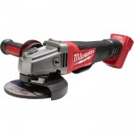 Milwaukee M18 FUEL 4 1/2in./5in. Grinder — Tool Only, Paddle Switch, No-Lock, Model# 2780-20