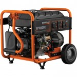 Generac GP8000E Portable Generator — 10,000 Surge Watts 8000 Rated Watts, Electric Start, Model# 6954